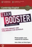 Cambridge English Exam Booster for Preliminary and Preliminary for Schools with Answer Key with Audio - Sheila Dignen