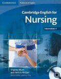 Cambridge English for Nursing Intermediate Plus Students Book with Audio CDs (2) - Allum/McGarr