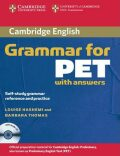 Cambridge Grammar for PET  Book with Answers and Audio CD - Louise Hashemi