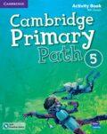 Cambridge Primary Path 5 Activity Book with Practice Extra - Niki Joseph