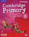 Cambridge Primary Path 6 Activity Book with Practice Extra - Niki Joseph