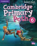 Cambridge Primary Path 6 Student´s Book with Creative Journal - Susannah Reed