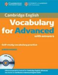 Cambridge Vocabulary for Advanced with Answers and Audio CD - Simon Haines