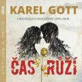 Čas růží - Originální nahrávky 1965-1992 - 2 CD - Karel Gott
