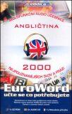 CD Euroword Angličtina 2000 nejpoužívanějších slov - Eddica