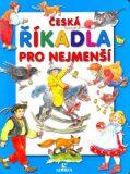 Česká říkadla pro nejmenší (modrá) - Dagmar Košková