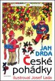 České pohádky - Josef Lada, Jan Drda