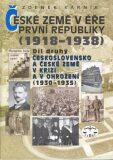 České země v éře první republiky (1918 - 1938) II. - Zdeněk Kárník