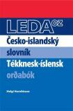 Česko-islandský slovník - Helgi Haraldsson