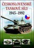 Československé tankové síly 1945-1992 - Vladimír Francev
