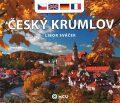 Český Krumlov - malý/česky, anglicky, německy, francouzsky - Pavel Dvořák