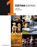 Čeština expres 1 (A1/1) - anglicky + CD - Lída Holá,Pavla Bořilová,