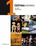 Čeština expres 1 (A1/1) - ukrajinsky + CD - Lída Holá, Pavla Bořilová