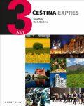 Čeština expres 3 (A2/1) - anglicky + CD - Lída Holá, Pavla Bořilová
