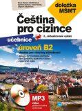 Čeština pro cizince B2 - Marie Boccou-Kestřánková, ...
