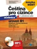 Čeština pro cizince B1 - Marie Boccou Kestřánková
