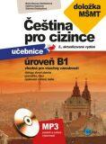 Čeština pro cizince B1 - Marie Boccou-Kestřánková