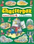 Chatterbox 4 Pupil´s Book - Holderness Jackie A.