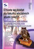 Chcete se dostat na fakultu sociálních studií (věd)? 1.díl - Radim Kalabis