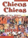 Chicos Chicas 3: učebnice - María Ángeles Palomino