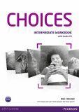 Choices Intermediate Workbook w/ Audio CD Pack - Rod Fricker