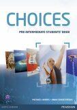 Choices Pre-Intermediate Students´ Book - Michael Harris