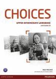 Choices Upper Intermediate Workbook w/ Audio CD Pack - Rod Fricker