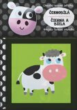 Chrastící barevná zvířátka Černobílá - YoYo Books