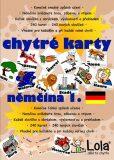 Chytré karty - Němčina slovíčka 1 - CHYTRÁ LOLA