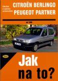 Citroën Berlingo, Peugeot Partner od 1998 - Jiří Vokálek