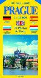 City map - guide PRAGUE 1:16 000 (angličtina, němčina, ruština, španělština, holandština) - Jiří Beneš