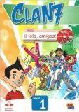 Clan 7 Nivel 1 Libro del alumno + CD-ROM - Miguez Manuela