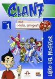 Clan 7 Nivel 1 Libro del profesor + CD + CD-ROM - Gomez Maria