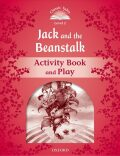 Classic Tales 2 Jack and the Beanstalk Activity Book and Play (2nd) - Arengo Sue