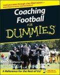 Coaching Football For Dummies - Bach Greg