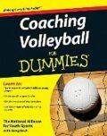 Coaching Volleyball For Dummies - kolektiv autorů