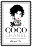 Coco Chanel: The Illustrated World of a Fashion Icon - Megan Hess