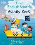 COLLINS Cobuild First English Words 2 - Activity Book - NIki Joseph and Hans Mol