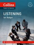 Collins English for Business: Listening (incl. 1 audio CD) - Ian Badger