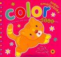 Color 3000 Superomalovánky Kočička - omalovánka - Eduardo Trujillo