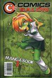 Comics Salón -  Manga Book 3 - Crew