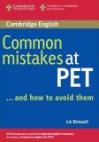 Common Mistakes at PET...and How to Avoid Them - Liz Driscoll