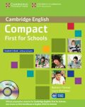 Compact First for Schools: Student´s Pk (SB w/o Ans+CD-ROM, WB w/o Ans+A-CD) - Barbara Thomas, Laura Matthews