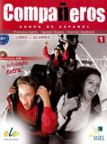 Companeros 1 - učebnice + CD (do vyprodání zásob) - Francisca Castro, ...