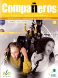 Companeros 3 - učebnice +CD (do vyprodání zásob) - Francisca Castro, ...