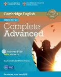 Complete Advanced 2nd Edition Student´s Book with Answers with CD-ROM (2015 Exam Specification) - Guy Brook-Hart, Simon Haines