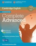 Complete Advanced 2nd Edition Workbook with answers (2015 Exam Specification) - Guy Brook-Hart, Simon Haines