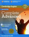 Complete Advanced Student´s Book Pack (Student´s Book with Answers with CD-ROM and Class Audio CDs (2)) (2015 Exam Specification) - Guy Brook-Hart, Simon Haines