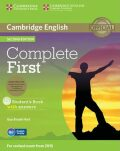 Complete First Student´s Book Pack (Student´s Book with Answers with CD-ROM, Class Audio CDs (2)) (2015 Exam Specification) - Guy Brook-Hart