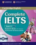 Complete IELTS Bands 4-5 Students Book with Answers with CD-ROM - Rawdon Wyatt